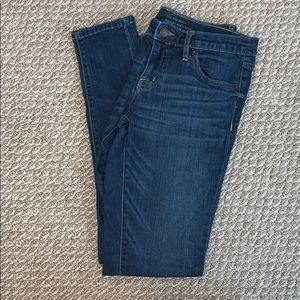 Mossimo Low Rise Skinny Jeans Size 8/29 R